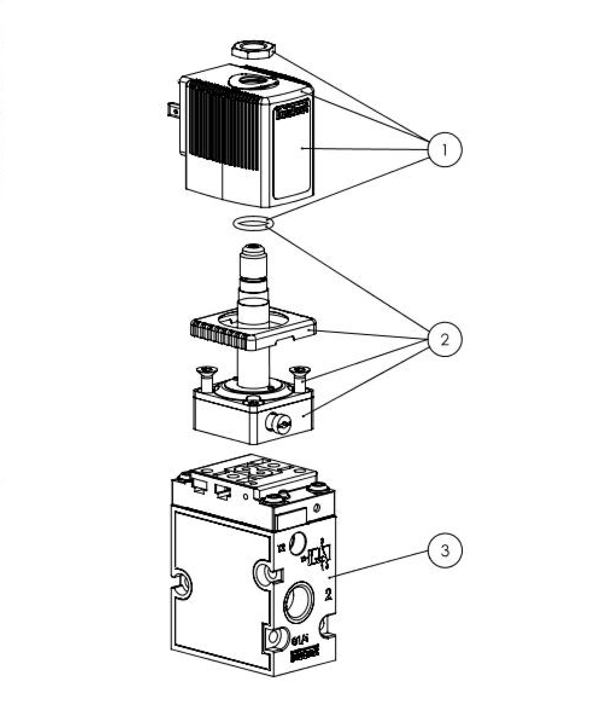 132459 - electrovanne pneumatique 3  2   electro 2    electro